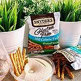 Snyder's of Hanover Gluten Free Pretzel Sticks, 100 Calorie Individual Packs, 24 Count