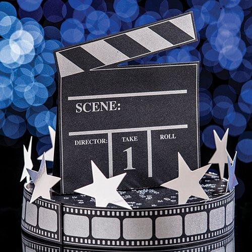 Shindigz Hollywood Directors Clapboard Centerpiece