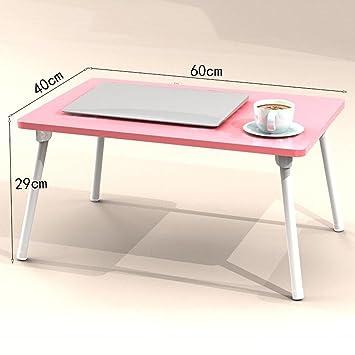 Computadora Escritorio Cama Plegable Mesa de Notebook Lazy Tables ...