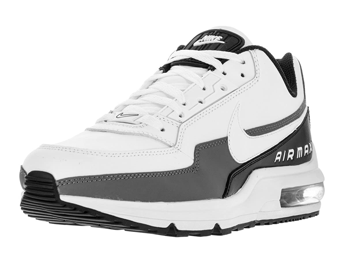 detailing 0a9d9 0cb5c Amazon.com   Nike Air Max LTD 3, White, 10 D(M) US   Road Running