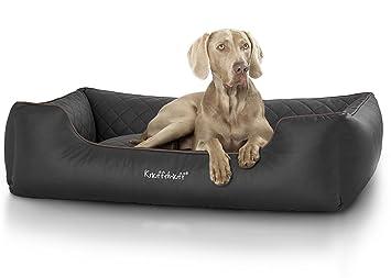 Knuffelwuff gestepptes Piel Cama para Perros Milan: Amazon.es: Productos para mascotas