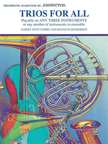 Trios for All: Bass Clef (For All Series)