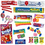 American Sweets & Candy Gift Box - Pe...