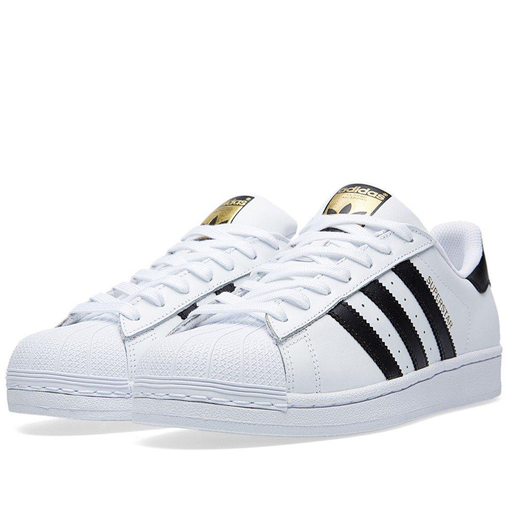 adidas (アディダス) スーパースター adidas Originals SUPERSTAR C77124 BB2246 BZ0190 B016ZDKEFG 27.0 cm ホワイト/ブラック