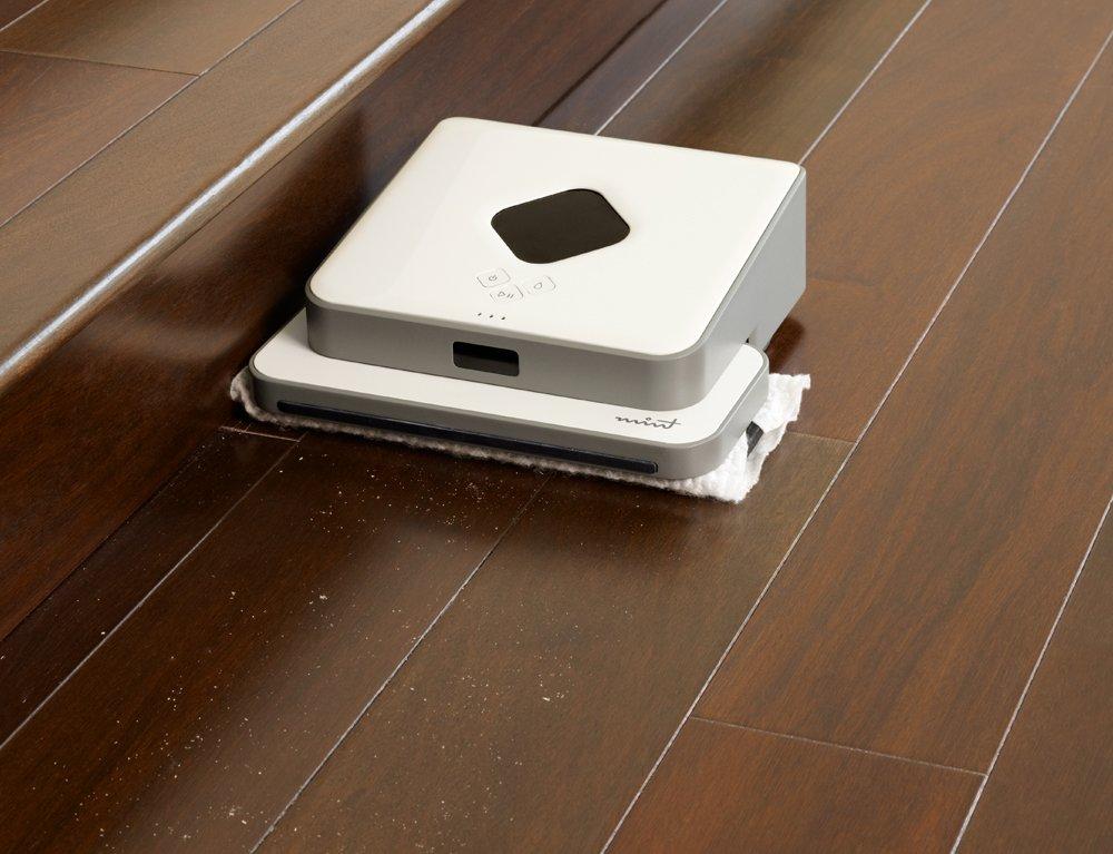 Mint Evolution Robotics Automatic Hard Floor Cleaner, 4200: Amazon ...
