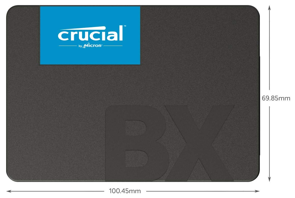 Crucial BX500 960GB 3D NAND SATA 2.5-Inch Internal SSD - CT960BX500SSD1 by Crucial (Image #3)