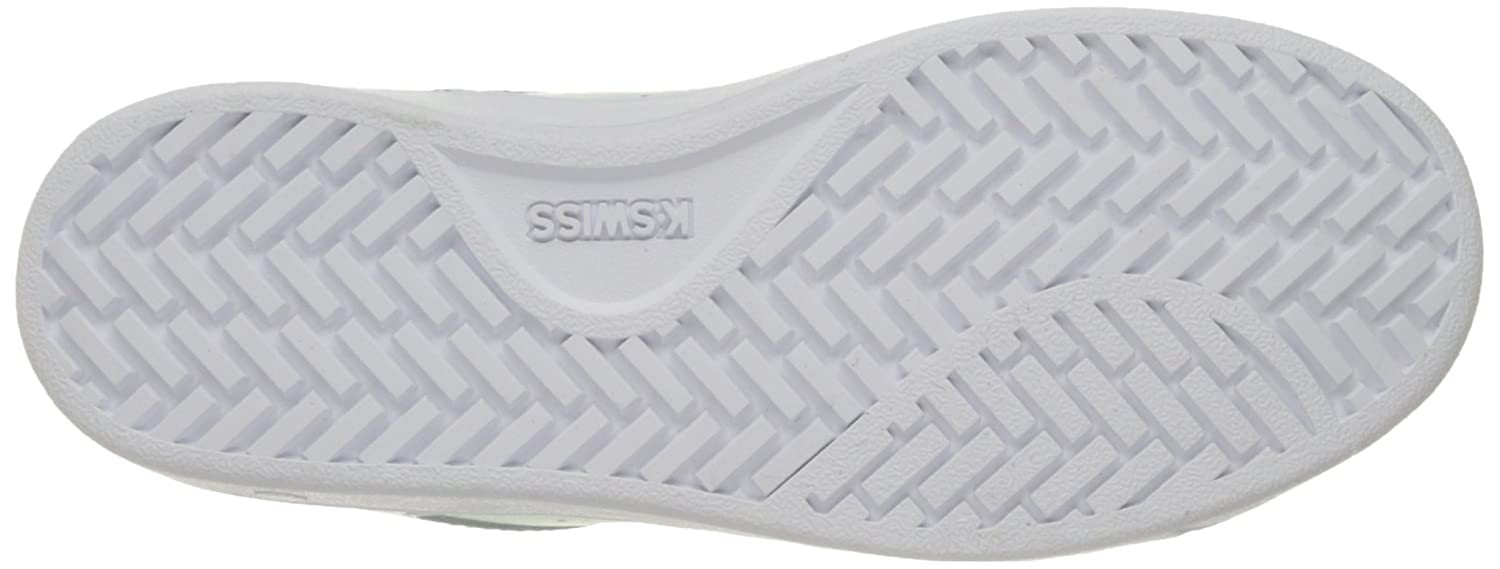 K-Swiss Women's Clean Court CMF B(M) Fashion Sneaker B01LZMB2IM 10 B(M) CMF US|Fair Aqua/White f59e29