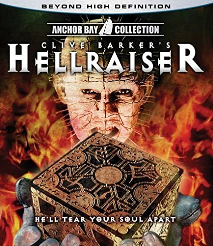 Hellraiser 20th Anniversary Edition DVD