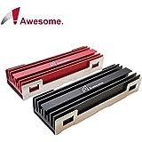 Awesome AWD-MCS01 M.2 2280 SSD NGFF HeatSink (レッド)