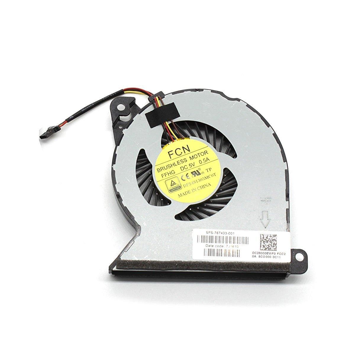 Cooler Para HP ProBook 450 G2 767433-001 MF60070V1-C350-S9A