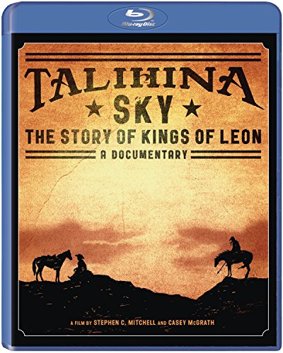 Blu-ray : Kings of Leon - Talihina Sky: The Story of Kings of Leon (Blu-ray)