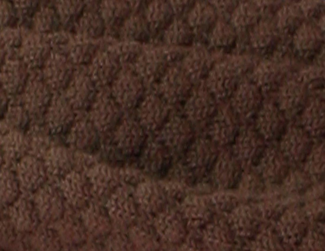 c6ff82f5 Handknit Superfine Alpaca Wool Beret Beanie Hat & Scarf 2 Piece Set (Black)  at Amazon Women's Clothing store: