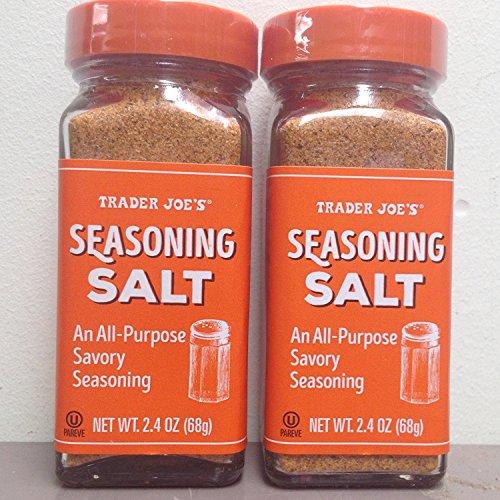 Trader Joe's Seasoning Salt (2 Pack) by Trader Joe's