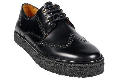 ebd9c59ae1fc75 Paul Smith - Ramsey - Noir: Amazon.fr: Chaussures et Sacs