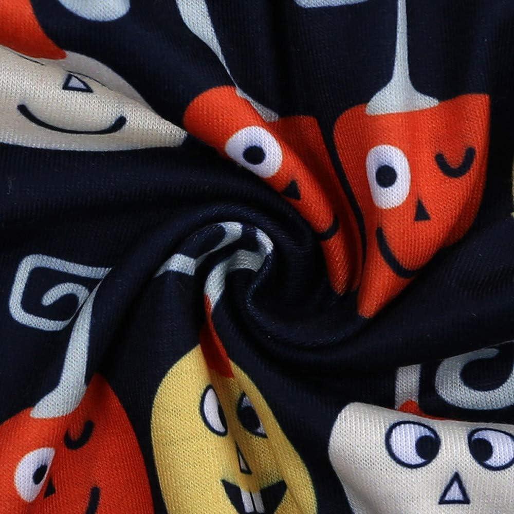 GUTTEAR Toddler Kids Baby Girl Halloween Floral Dress Party Sundress Outfits