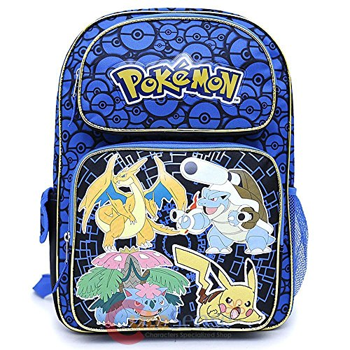 PokemonPokemon Large School Backpack 16