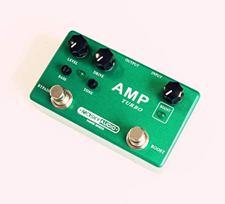 Amazon.com: Mosky Audio AMP TURBO Overdrive and Boost New Great Price Fast US Ship!: Musical Instruments