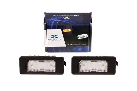 LED Kennzeichenbeleuchtung Nummernschildbeleuchtung 106