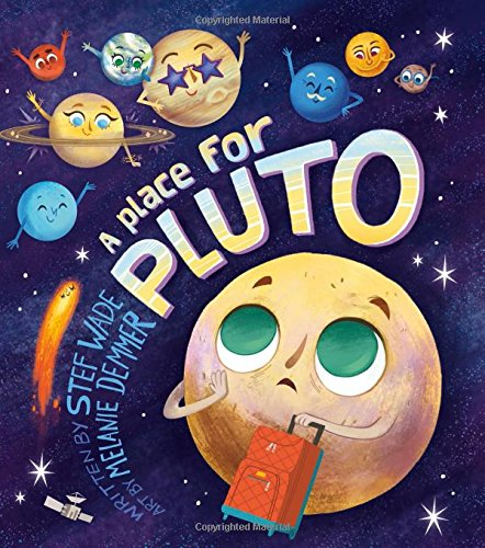 Book Cover: A Place for Pluto