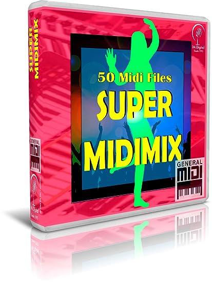 Super MidiMix - Pendrive USB OTG para Teclados Midi, PC, Móvil, Tablet,
