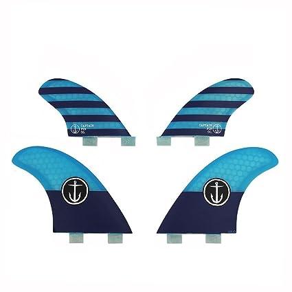 47435b6b3 Captain Fin Co Classic Medium Surf Fins Twin Tab 4