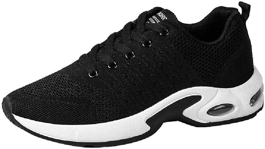 baskets Sport chaussures Sneakers homme mode tennis tissu running pas cher