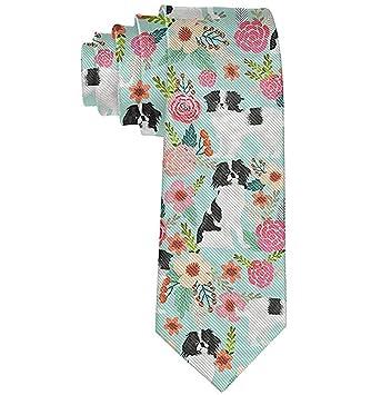 Corbata floral de la mascota del perro de los hombres Corbata ...