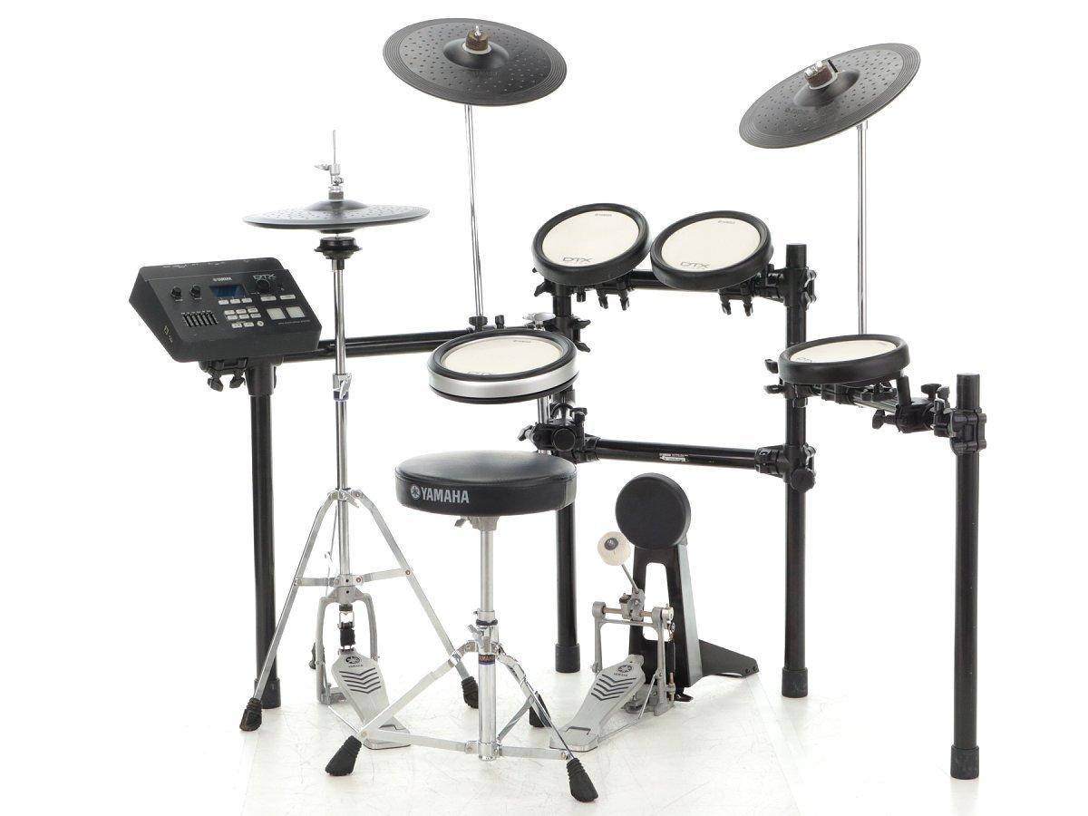 YAMAHA/DTX700K ヤマハ 電子ドラムセット B07F5G66JQ