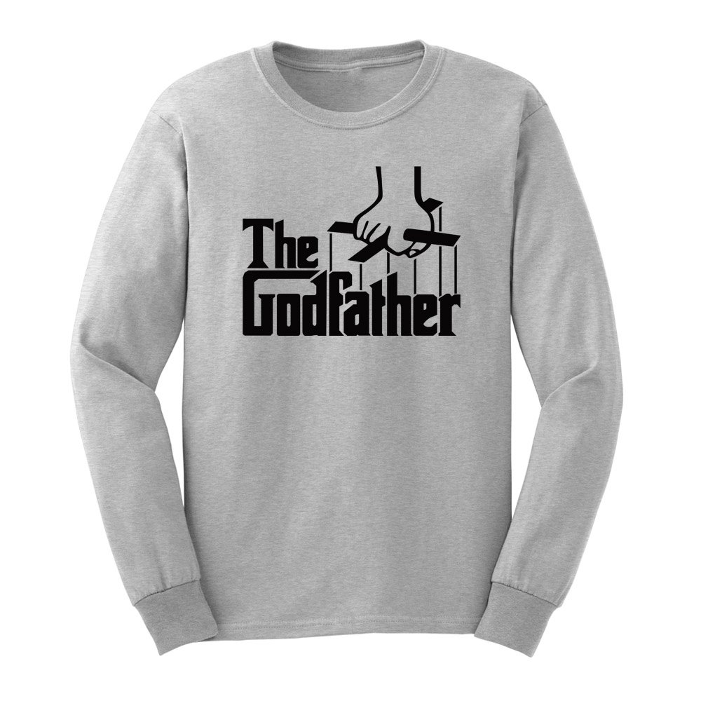 Loo Show S The Godfather T Shirts Casual Tee