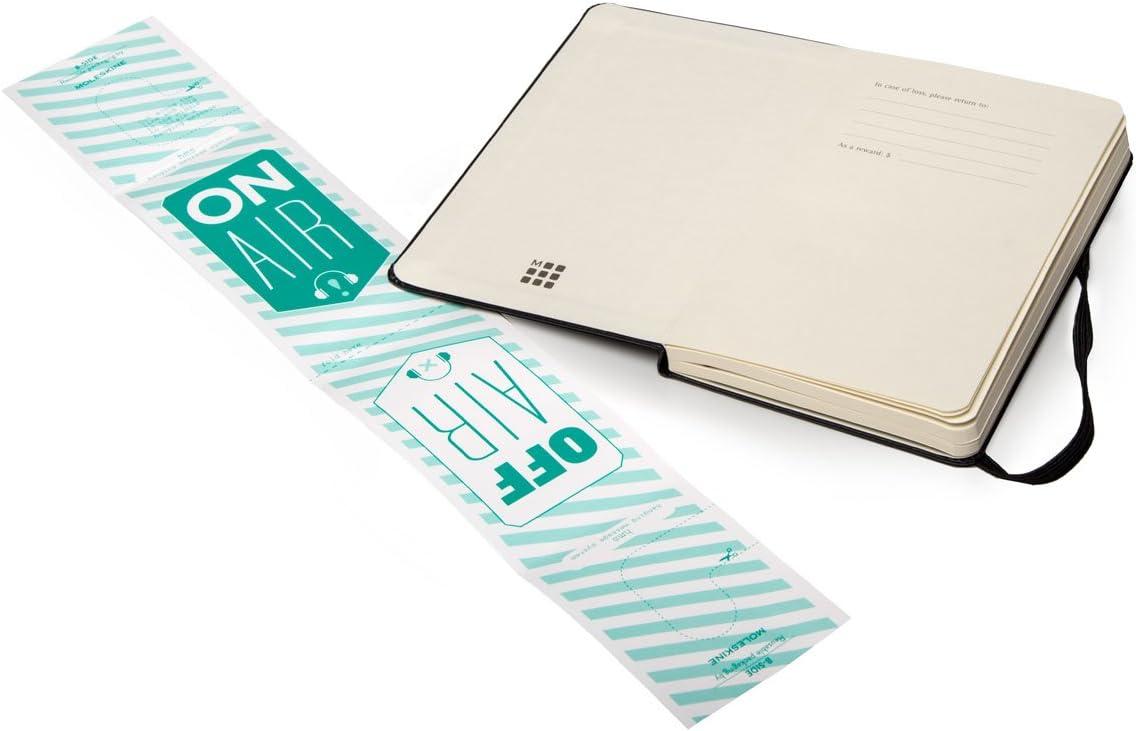 Moleskine ArtPlus - Cuaderno de música, tamaño bolsillo, color ...