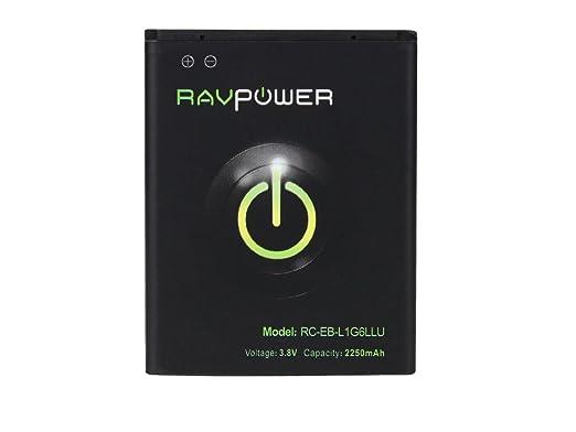 970 opinioni per RAVPower Batteria 2250mAh per Samsung Galaxy S3, I9300 con NFC / Google Wallet