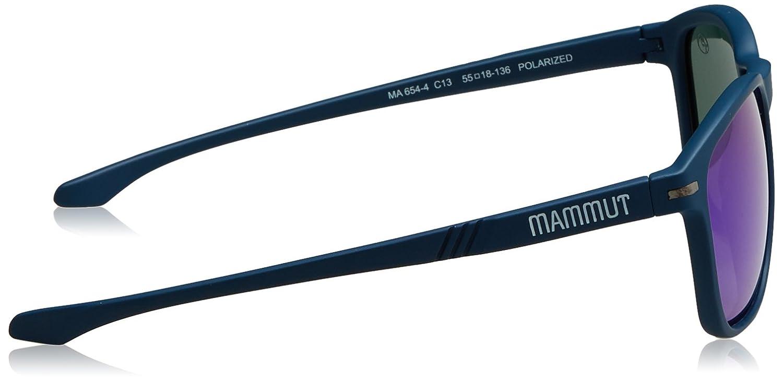 Mammut Narai, Gafas de sol Unisex, Azul 55: Amazon.es: Ropa ...