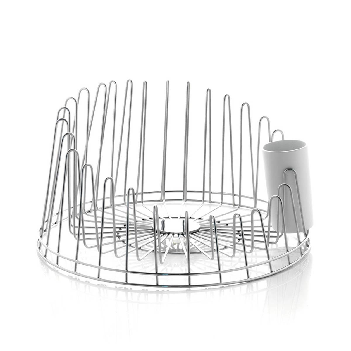 Alessi Tempo Stainless Steel Dish Drainer