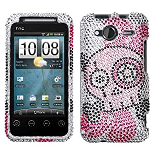 Tear Diamante Phone Protector Cover for HTC A7373 (EVO Shift 4G)