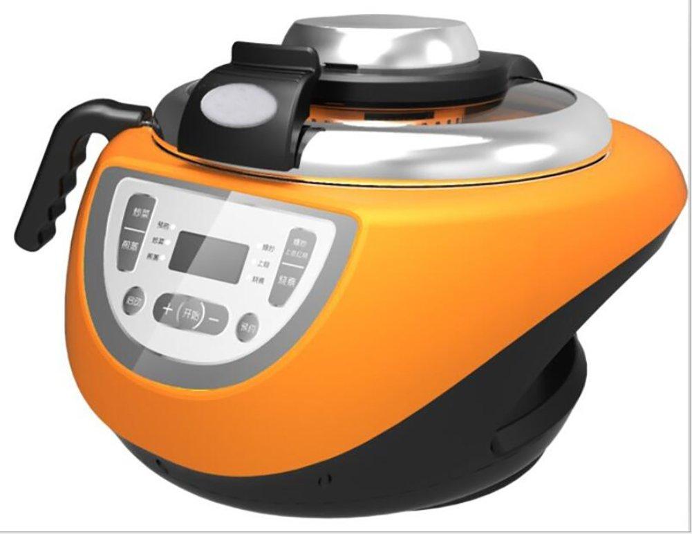 Electric Automatic Cooking Pot Reservation Time Intelligent Wok Robot Smokeless, Zero Radiation