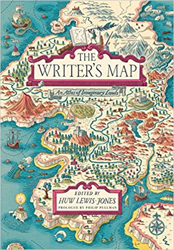 The Writer's Map, edited by Huw Lewis-Jones