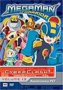 Megaman NT Warrior, Vol. 13: Cyberclash!