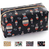 OMG Women's Travel Cosmetic Bags Small Makeup Clutch Pouch Cosmetic and Toiletries Organizer Bag (Duck)