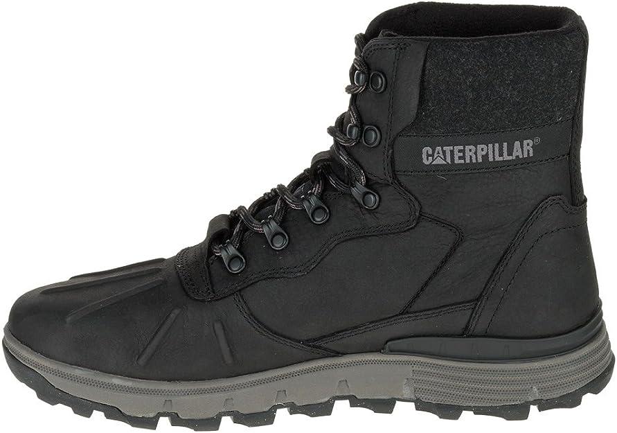 caterpillar men's stiction hiker hiking boot