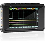 Signstek DSO213 Handheld Digital Oscilloscope with 4 Channels, 15MHz