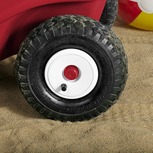 Radio Flyer Build A Wagon Plastic Air Tires Epic Kids Toys