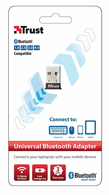 Trust Bluetooth 4.0 Adapter Drivers Windows 7