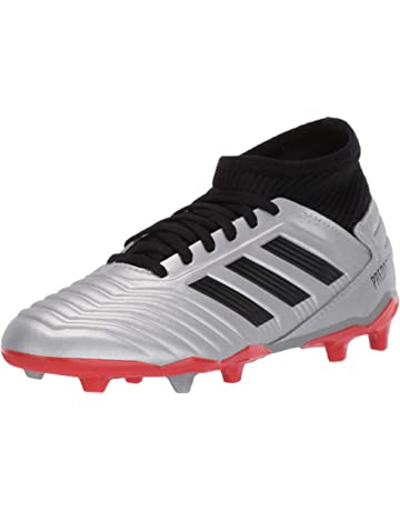 bf8465927913 adidas Kids' Predator 19.3 Firm Ground Soccer Shoe