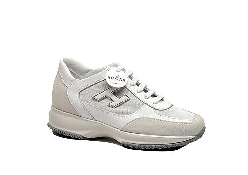 e852201bf0ca Hogan Zapatillas para Mujer Weiß It - Marke Größe  Amazon.es  Zapatos y  complementos