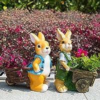 Liudan Macetas de jardín Creativo Jardinería al Aire Libre ...