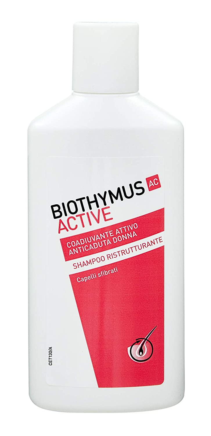 Biothymus Ac Active Donna Shampoo Ristrutturante 200ml For Reduce Hair Loss For Women Beauty Amazon Com