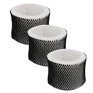 HWF64 humidifier filter - 3 pack replacement Humidifier wick filters for Holmes HWF64,Sunbeam and Bionaire Humidifiers Requiring Filter B