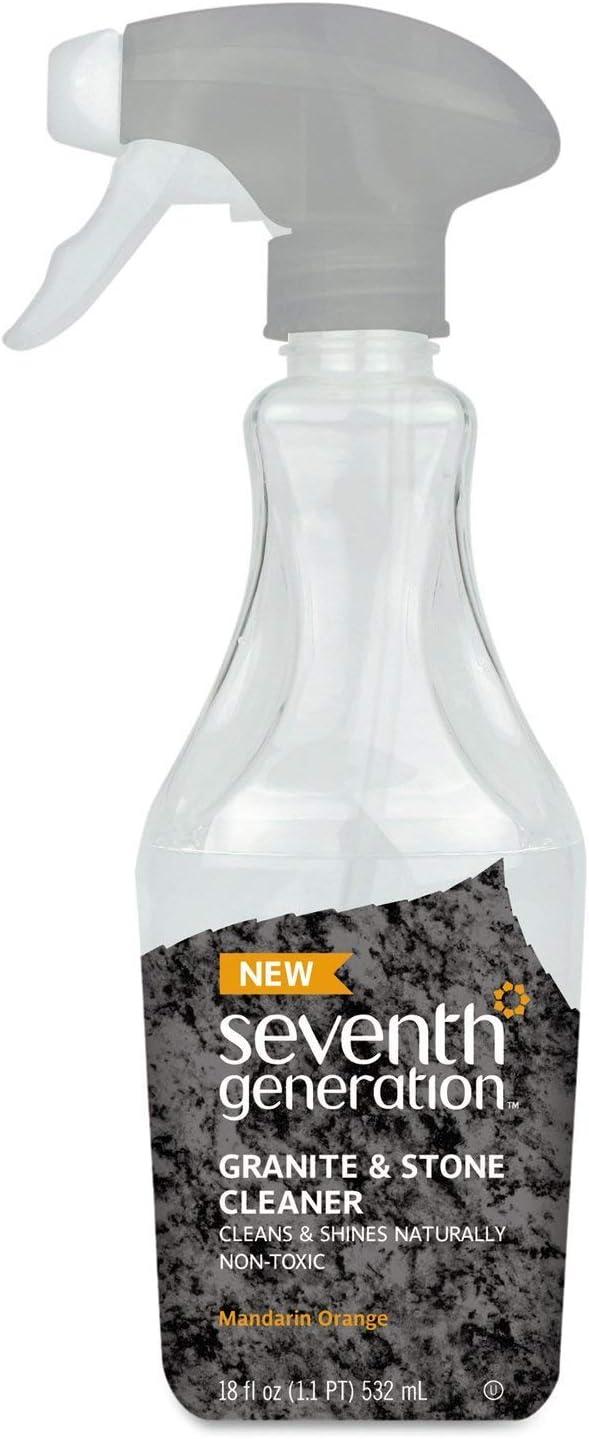 Seventh Generation, Cleaner Granite Stone Mandarin, 18 Fl Oz