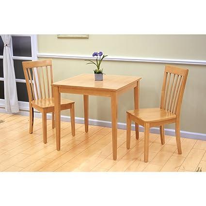 Square Leg Table   Maple