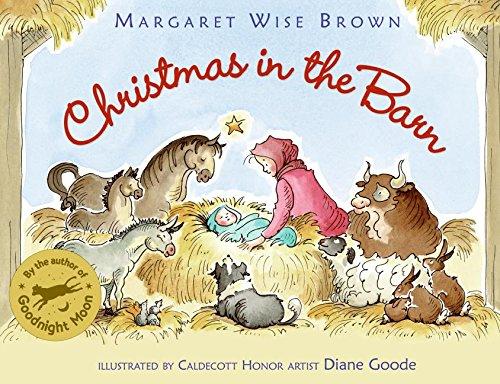 Christmas in the Barn (Books In Christmas Spanish Children's)